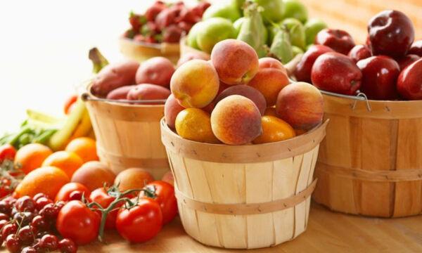 Από τι κινδυνεύετε αν δεν τρώτε αρκετά φρούτα & λαχανικά (εικόνες)