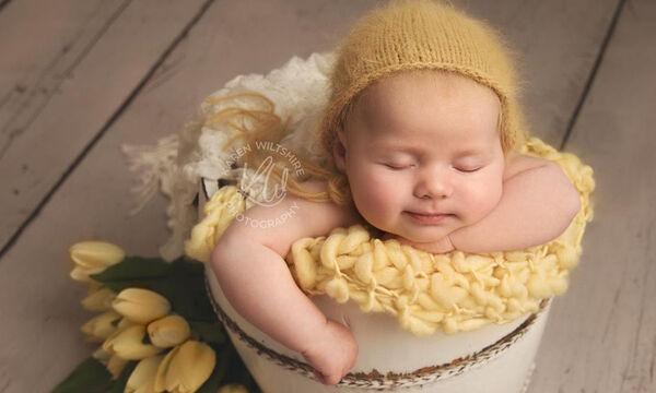 Μωράκια κοιμούνται κι ονειρεύονται - Υπέροχες φωτογραφίες (pics)