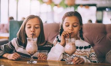 Υγιεινή συνταγή για butterbeer smoothie - Τα παιδιά θα ξετρελαθούν