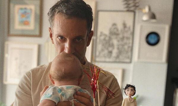 Γιώργος Χρανιώτης: Έτσι καταφέρνει να ταΐσει τον γιο του