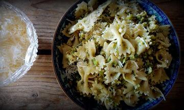 Φιογκάκια με πέστο μπρόκολο - Ιδανική συνταγή για παιδιά