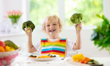 Μπρόκολο: Πέντε σημαντικά οφέλη στην υγεία και ανάπτυξη των παιδιών