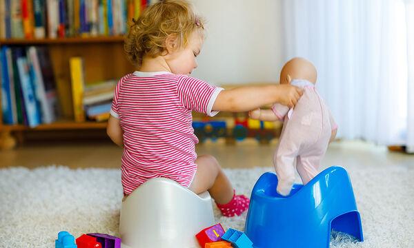 Πότε και πώς κόβουμε την πάνα στο παιδί;