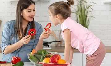 Φυτικές ίνες: Πώς συμβάλλουν στην υγεία του παιδιού;