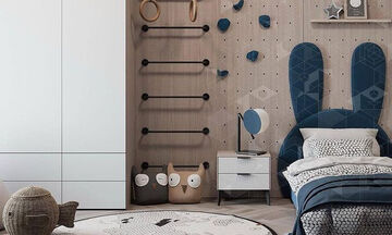 Παιδικό δωμάτιο για αγόρια - Ιδέες που θα σας πάρουν το μυαλό