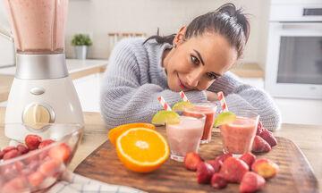 Μαμά και διατροφή: Xάστε 3 κιλά σε επτά ημέρες με αυτά τα smoothies