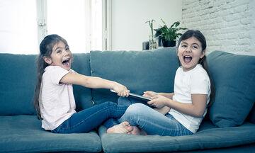 Μαλώνουν τα παιδιά σας όλη την ώρα; Να, τι πρέπει να κάνετε