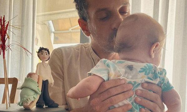 Γιώργος Χρανιώτης: Ο γιος του ξεκαρδίζεται στα γέλια - Το απίθανο βίντεο