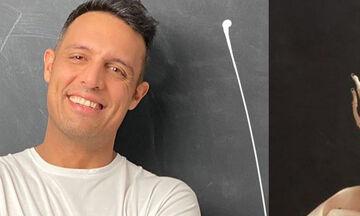Σάββας Πούμπουρας: Η φώτο με την κόρη του που απέσπασε χιλιάδες likes