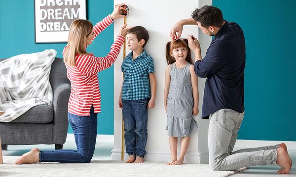 Πώς μπορείτε να προβλέψετε το ύψος του παιδιού