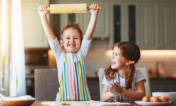 Μαγειρεύουμε παίζοντας: Σνακ για το σπίτι ή το σχολείο (vid)