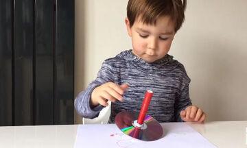 Εύκολα πειράματα για παιδιά που συνδυάζουν την τέχνη με την επιστήμη