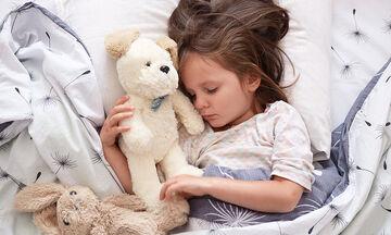 Γιατί είναι σημαντικός ο ύπνος για τα παιδιά;