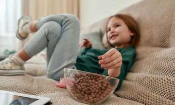 Τρία απογευματινά σνακ για παιδιά (vid)