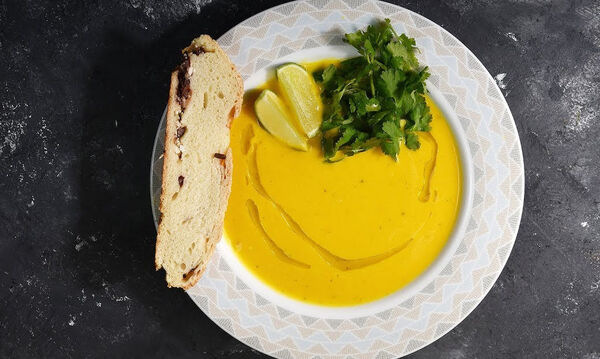 Καροτόσουπα: Ένα εύκολο και υγιεινό φαγητό για όλη την οικογένεια
