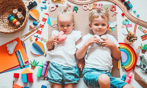 Μοντεσσοριανή μέθοδος στο σπίτι: Δραστηριότητες για παιδιά 15-18 μηνών