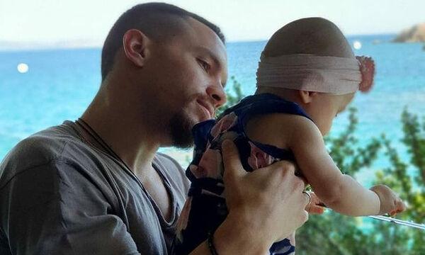 Λ. Πετρούνιας: Η απίθανη φώτο & το τρυφερό μήνυμα για την μεγάλη κόρη του