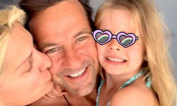 Μάκης Παντζόπουλος: Ο τρυφερός μπαμπάς έχει σήμερα γενέθλια