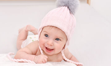 Επιδερμίδα μωρού: Πώς πρέπει να τη φροντίζετε τον χειμώνα;