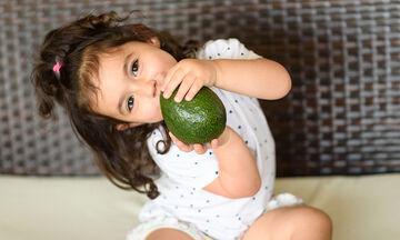 Έξι λόγοι για να βάλετε το αβοκάντο στη διατροφή των παιδιών σας