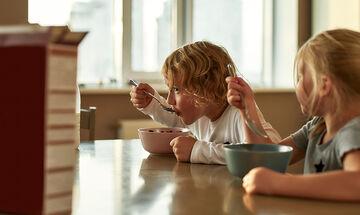 Έτσι θα βγάλετε τη ζάχαρη από το πρωινό των παιδιών σας