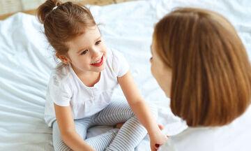 Τι μπορούμε να πούμε στο παιδί όταν δεν μας ακούει