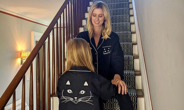 Nicky Hilton: Δείτε τον θρόνο της κόρης της (pics)