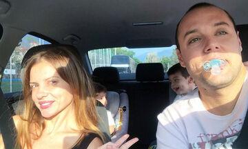 Ελένη Καρποντίνη-Βασίλης Λιάτσος: Δείτε πόσο μεγάλωσαν οι γιοι τους