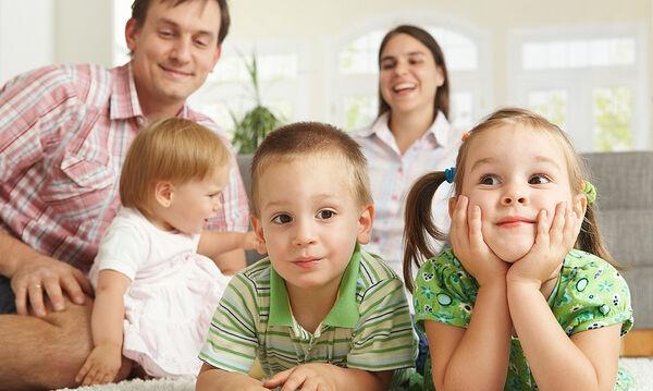 Ο σπουδαίος ρόλος της οικογένειας στην ανάπτυξη των παιδιών