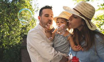 Η σημασία της οικογένειας στη ζωή του παιδιού