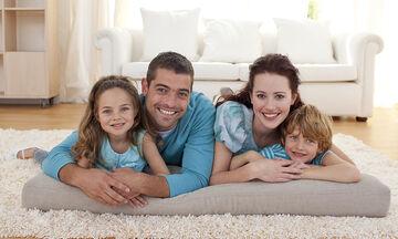 Το καλύτερο δώρο στο παιδί σου είναι μια δεμένη οικογένεια