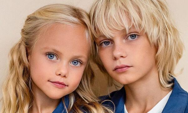 Viola & Dima: Τα πανέμορφα αδέρφια που κάνουν θραύση στο χώρο του modeling
