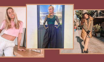 Δεν ξέρεις τι να φορέσεις; Εμπνεύσου από τις μαμάδες της showbiz