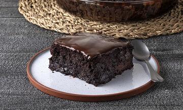 Λαχταριστή σοκολατόπιτα έτοιμη σε 10 λεπτά