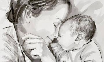 Με αυτό το πλάσμα είναι ερωτευμένη μια μητέρα... το παιδί της (pics)