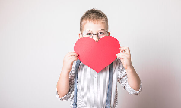 Fun facts για την Ημέρα των Ερωτευμένων & πώς να τη γιορτάσετε με τα παιδιά