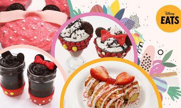 Συνταγές για την ημέρα του Αγίου Βαλεντίνου εμπνευσμένες από την Disney