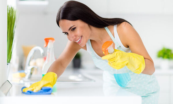 Καθαριότητα σπιτιού: Πέντε λάθη που κάνετε κάθε φορά που καθαρίζετε