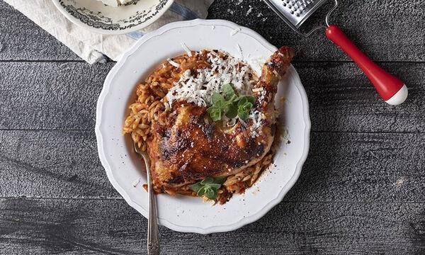 Η καλύτερη συνταγή για γιουβέτσι κοτόπουλο είναι αυτή