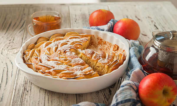Έχετε πολλά  μήλα; Σας προτείνουμε δέκα συνταγές για γλυκά και όχι μόνο