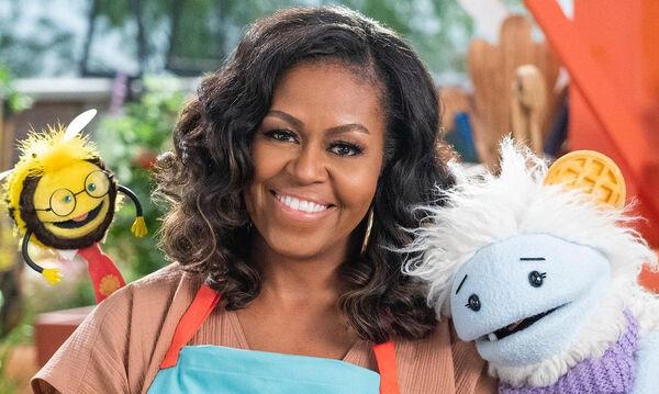 H Μισέλ Ομπάμα ετοιμάζει παιδική εκπομπή μαγειρικής