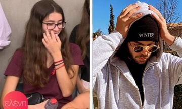 Άγγελος Λάτσιος: Δείτε πώς φωνάζει χαϊδευτικά την αδερφή του, Λάουρα (pics)
