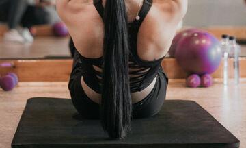 Γυμναστική για μαμάδες: Κάντε αυτό το πρόγραμμα κοιλιακών και χάστε κιλά