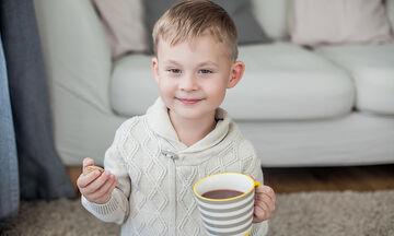 Ζεστά χειμωνιάτικα ροφήματα για παιδιά