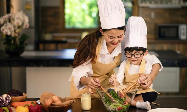 «Τι να μαγειρέψω σήμερα;» Εβδομαδιαίο νηστίσιμο πρόγραμμα διατροφής