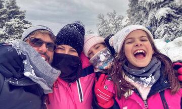 Χάρης Βαρθακούρης: Στο σπίτι χωρίς ρεύμα - Τι έκαναν οι κόρες του