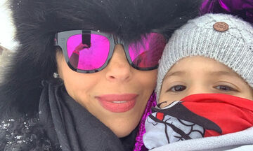 Σίσσυ Φειδά: Η κόρη της έκανε πεντικιούρ - Δείτε φώτο