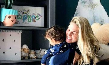 Μ.Γαστεράτου: Αυτό το  βίντεο με τον γιο της θα σας κάνει να χαμογελάσετε