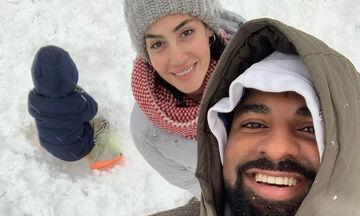 Ησαΐας Ματιάμπα: Μας δείχνει τον γιο του μετά από καιρό - Δείτε φωτογραφίες