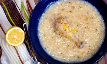 Γρήγορη κοτόσουπα με τραχανά  - Ιδιαίτερα θρεπτική για τα παιδιά